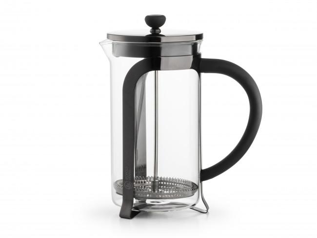 Koffiemaker Shiny Black 1,0L