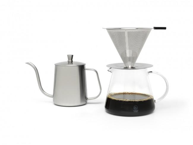 Slow coffee geschenkset