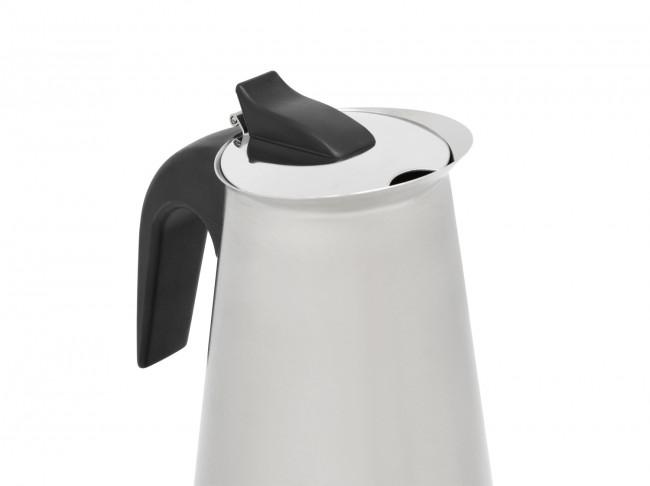 Espressomaker Trevi 6-kops mat rvs