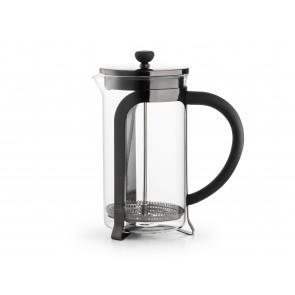 Koffiemaker Shiny Metal 1,0L